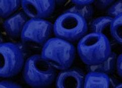 Opaque Navy Blue