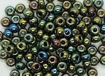 Green Iris Metallic