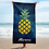 Thumbnail: Personalized Pineapple Towel