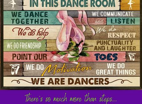 WHAT MAKES DANCE A UNIQUE ACTIVITY?