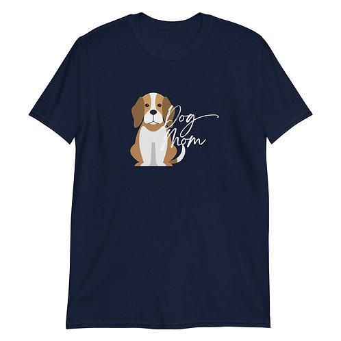 Dog Mom Beagle Softstyle Classic T-Shirt