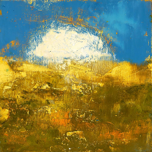 Cloud Cover - Archival Print on Canvas