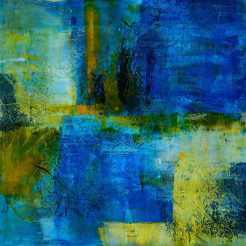 Intersection - Archival Print on Canvas