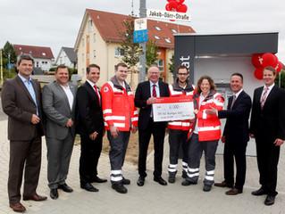 """6.000 Euro für die """"Helfer vor Ort"""" Kraichgau West - Kreissparkasse und Sozialstiftung investieren u"""