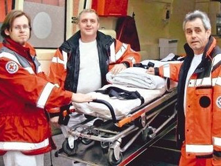 Mit schnellem Einsatz Leben retten