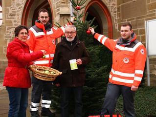 St. Vincentiusverein sammelt für Notfallausstattung der Helfer vor Ort - Jede Gabe wird mit einer Ku