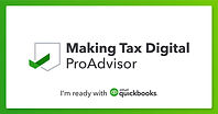 Making Tax Digital (MTD) - we're ready for the upcoming changes affecting small and medium businesses from April 2019.