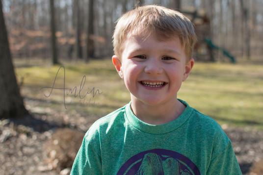 Connor's Portrait