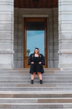 College Senior Photo
