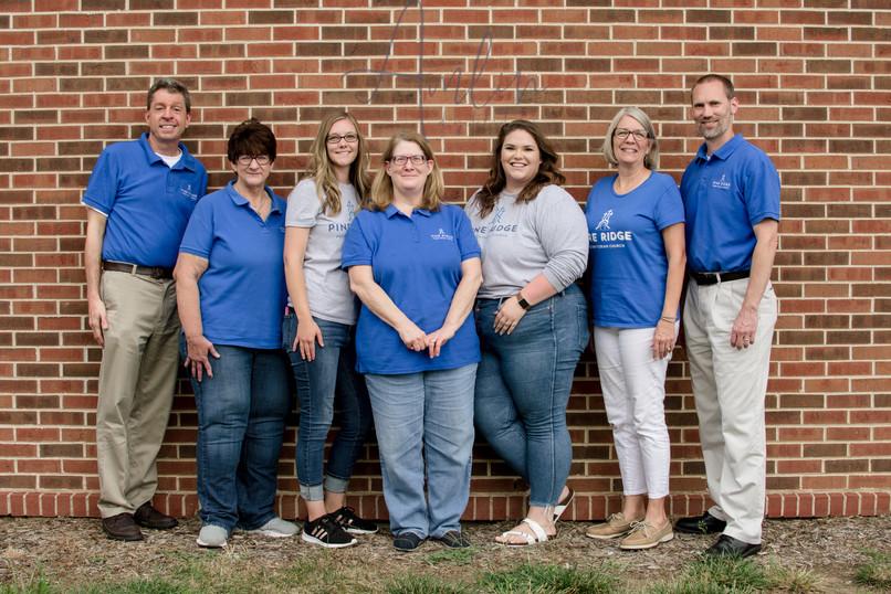 Pine Ridge Staff Photo