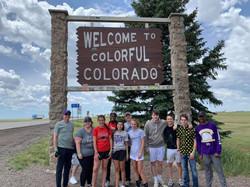Colorado High School Mission Trip