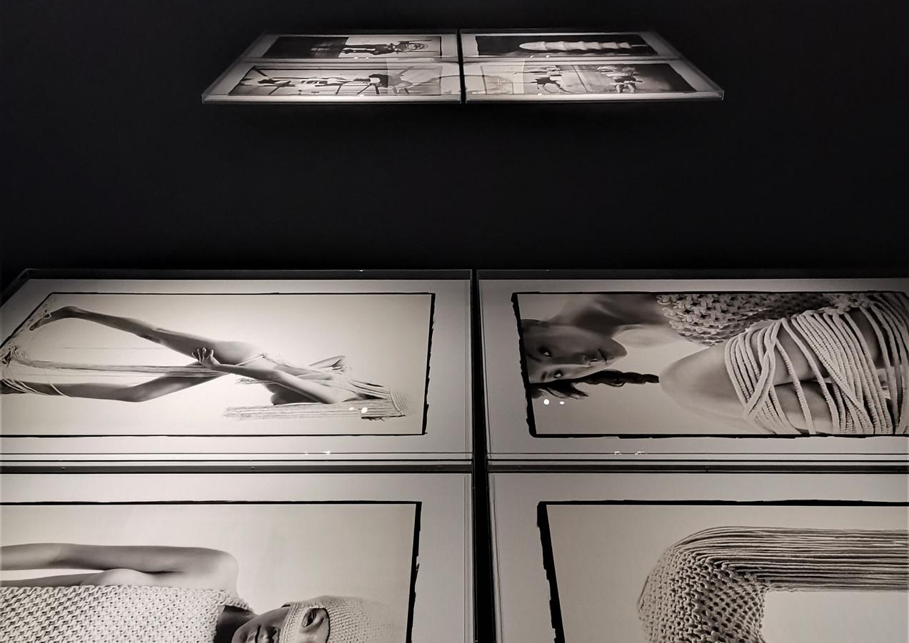 Fang Jinghui in 1992 - Ausstellungsräume