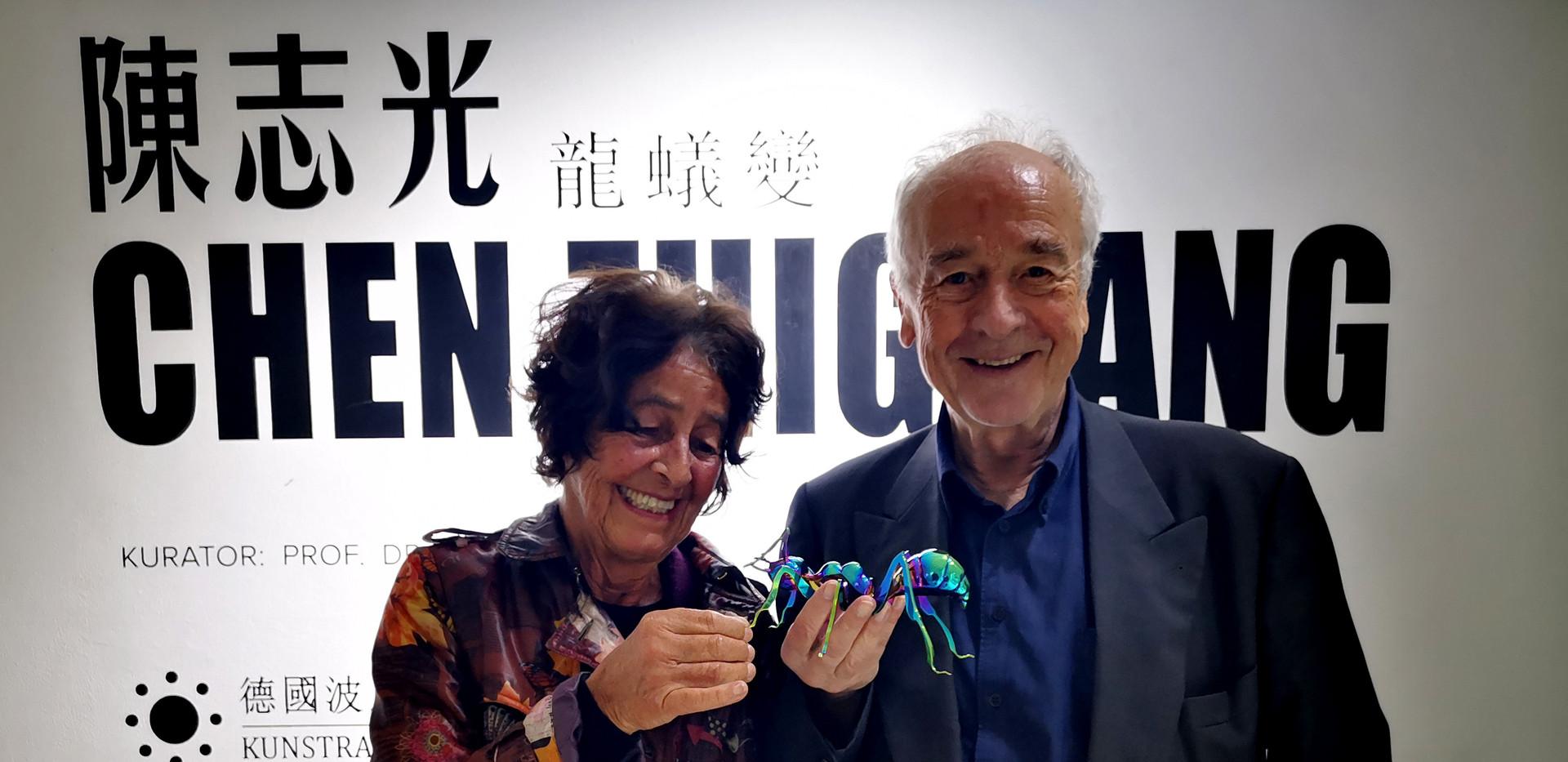 Barbara und Dieter Ronte