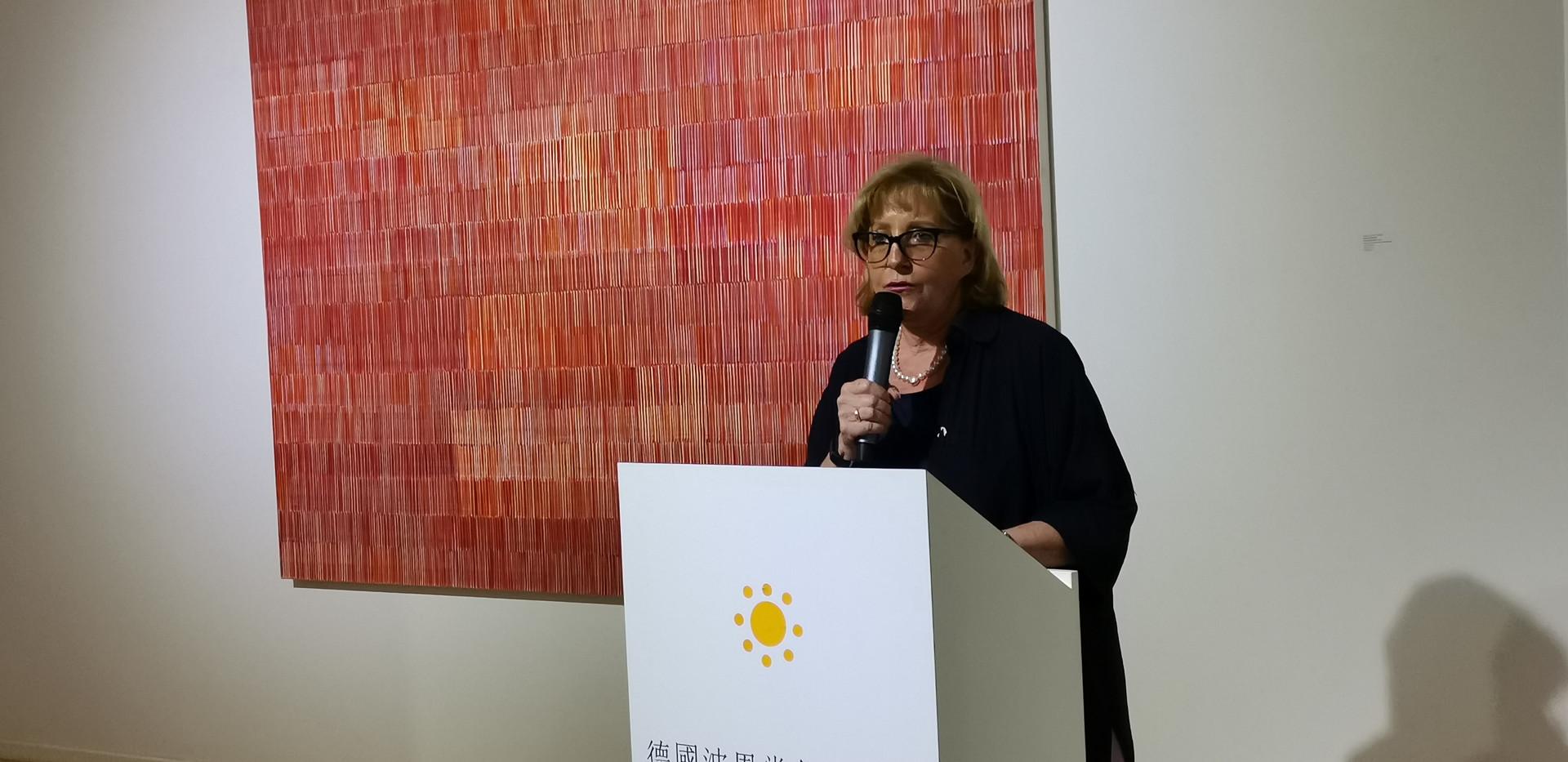 Redner Dr. Gabriele Uelsberg