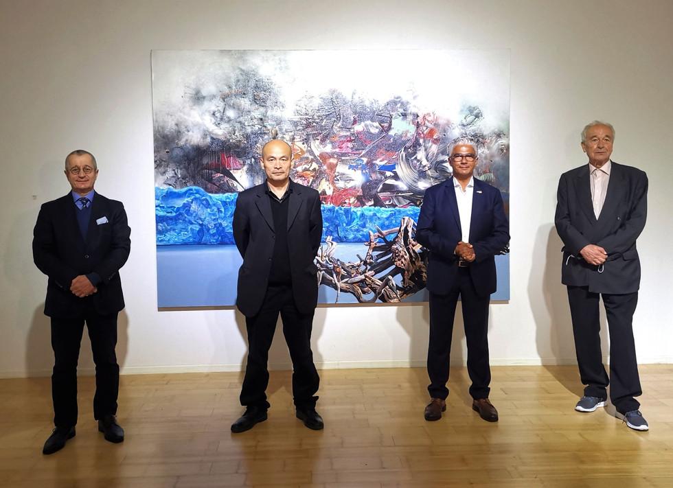 Tayfun Belgin, Ren Rong, Ashok Sridharan, Dieter Ronte