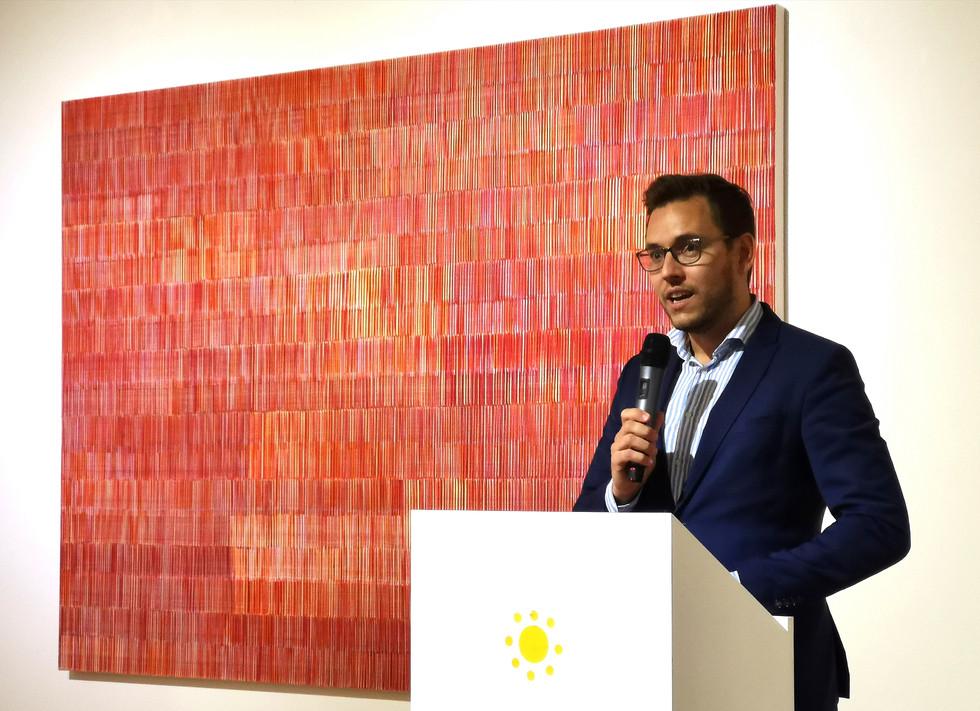 Redner Christoph Jansen