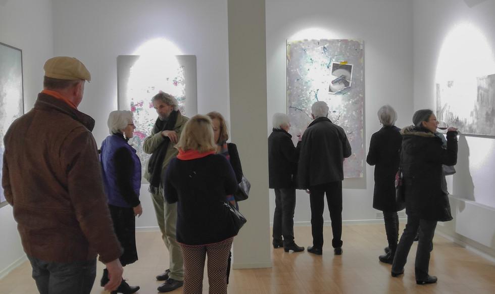 Ausstellungseröffnung Dynamics