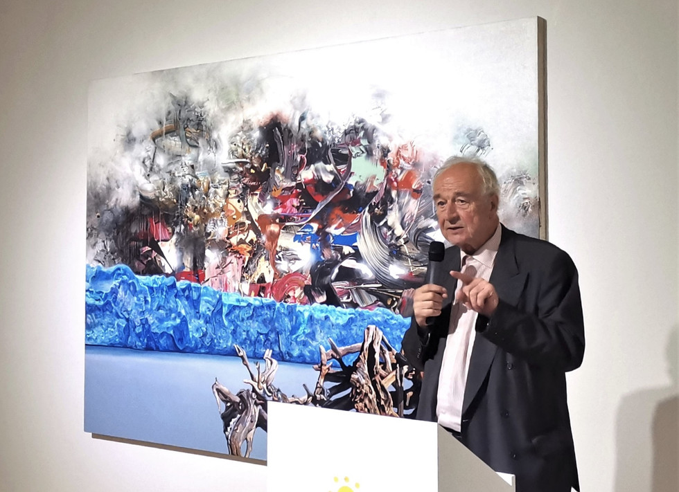 Redner Dieter Ronte