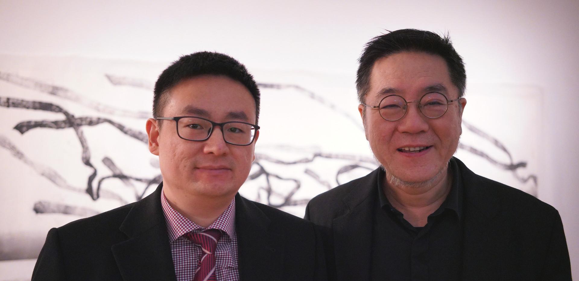 Wang Huangsheng und He Wenbo