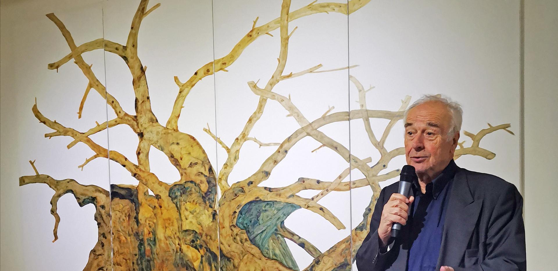 Redner Prof. Dr. Dieter Ronte