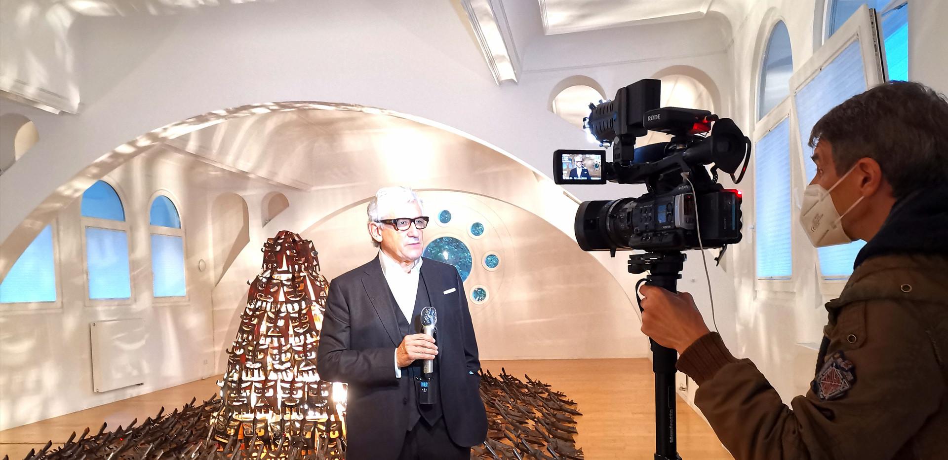 Interview mit Prof. Walter Smerling