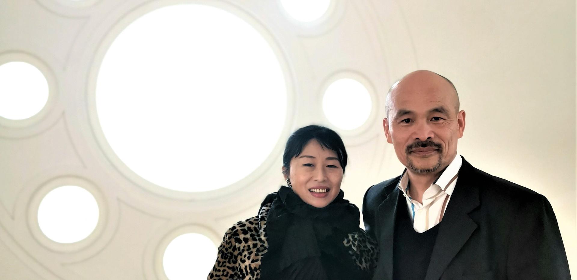 Xiao Ge und Ren Rong