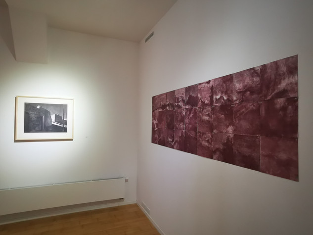 Ausstellungsituation Su Xinping