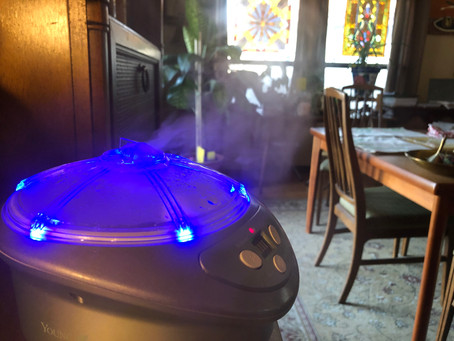 Respiratory & Immune Support Using An Essential Oil Diffuser