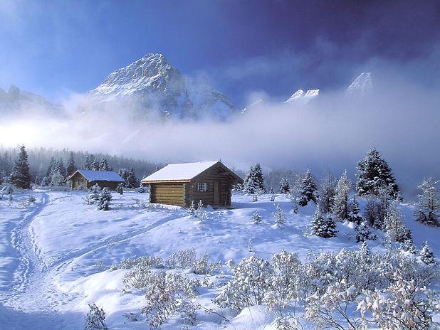 Winter Cabin .jpg