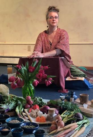 Teaching Wise Earth Ayurveda