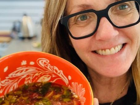 Terri's Bone Broth Veggie Soup