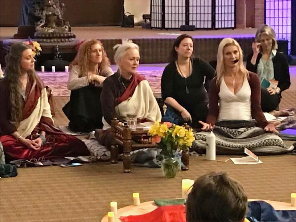 Mandala of The Five Dakinis