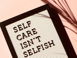 Nourish November: November 13- Self-care is not selfish