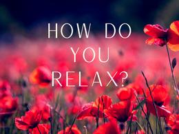 Nourish November: November 27- Relaxation Collection