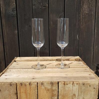Flue Glasses