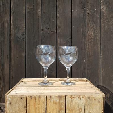 Gin Baloon Glasses