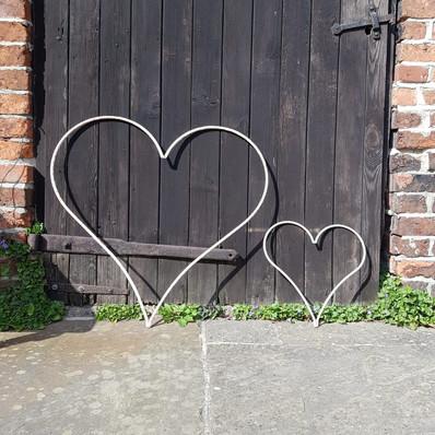 Metal Hearts