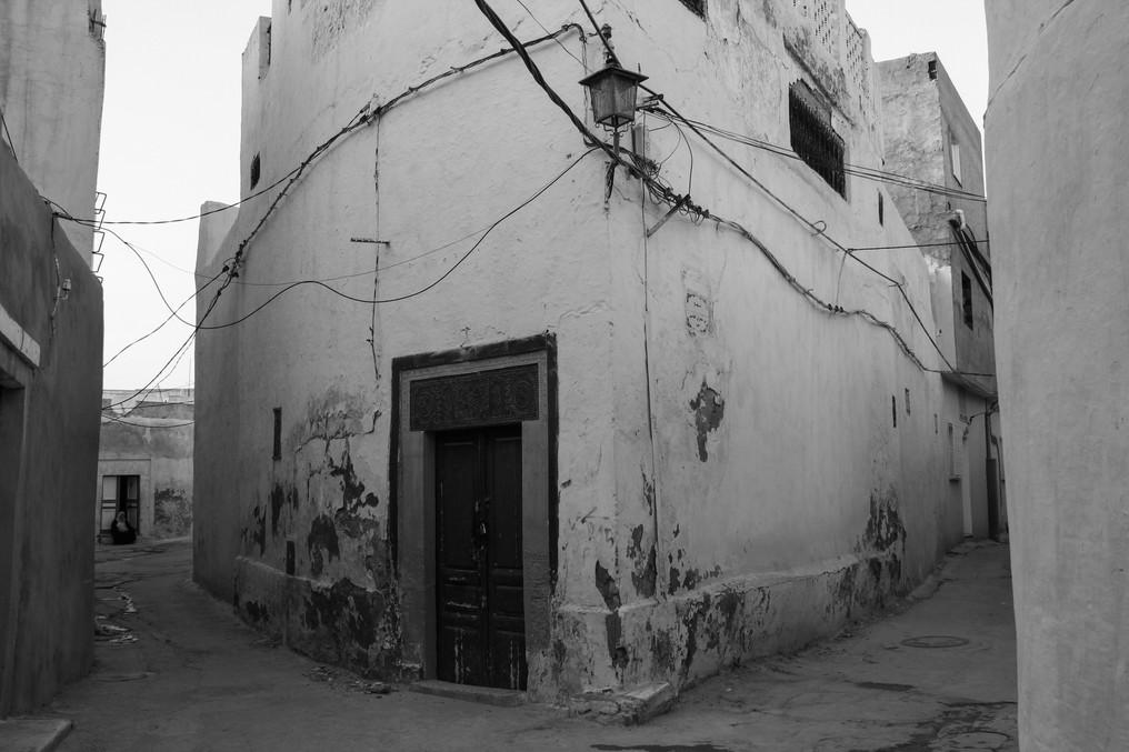 Kairouan spitzes Eckhaus sw (1 von 1)-2-