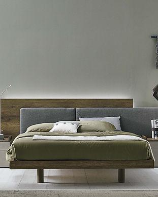 letto in legno tomasella halifax