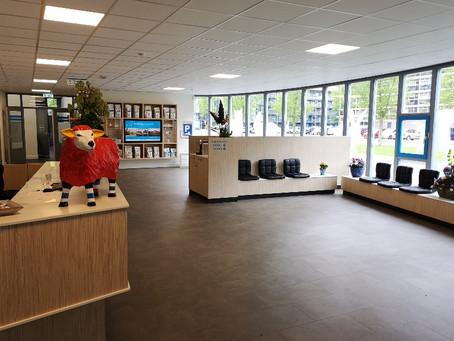 Zaterdag in Vlaardingen geopend
