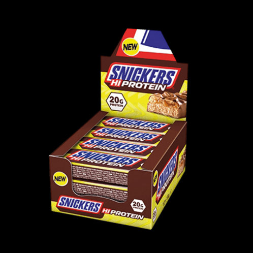 Snickers Hi Protein Bar