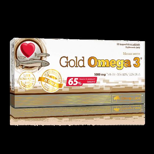 GOLD OMEGA-3 - 60 KAPSELN