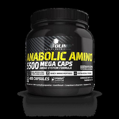 Nahrungsergänzungsmittel ANABOLIC AMINO 5500 - 400 KAPSELN