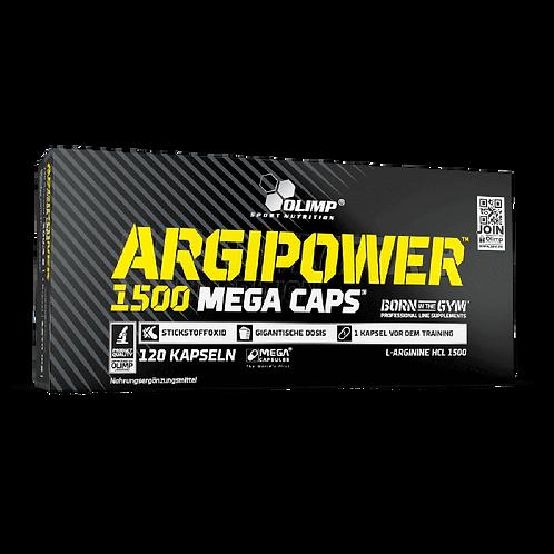 ARGIPOWER 1500 MEGA CAPS - 120 KAPSELN