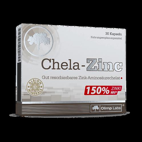 CHELA-ZINC - 30 KAPSELN
