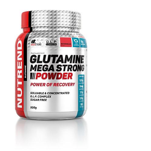 Glutamin Mega Strong Powder 500g