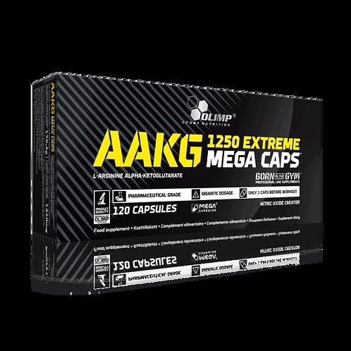 AAKG 1250 EXTREME MEGA CAPS - 120 KAPSELN