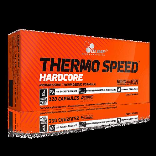 THERMO SPEED HARDCORE - 120 KAPSELN
