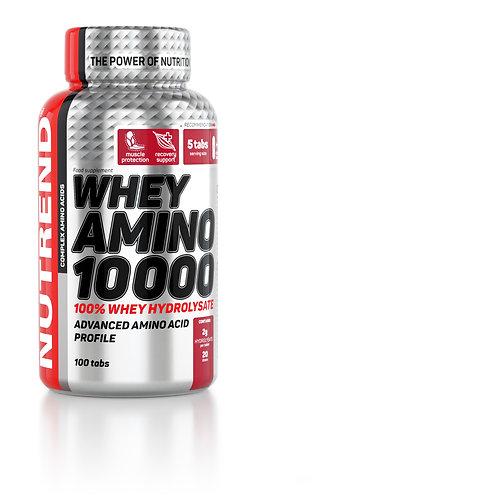 Whey Amino 10.000 - 100 Tabs