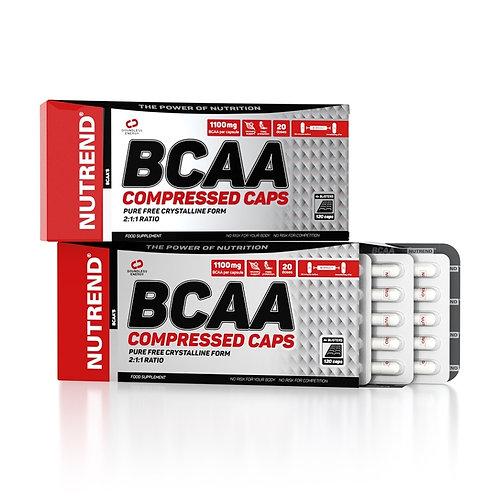 BCAA COMPRESSED 120 CAPS